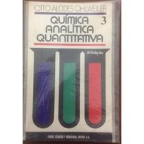 Livro Quimica Analitica Quantitativa V.3 - Frete Grátis