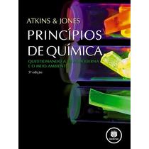 Livro Princípios De Química - Atkins E Jones - 5ª Ed