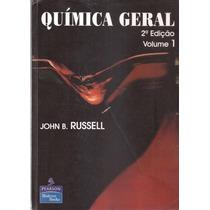 Livro Química Geral 2ª Edição Volume 1 John B.russel