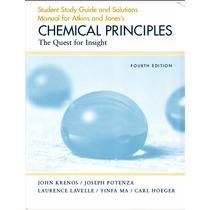 Resolução Do Livro Princípios De Química - Atkins - 4ª Ed