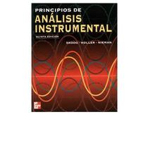 Livro Principios De Análises Instrumental - Skoog - 5ª Ed