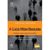A Classe Media Brasileira - 9788535237740