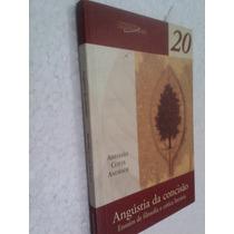 Livro Angustia Da Concisão - Abrahão Costa Andrade