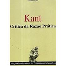 Kant - Crítica Da Razão Prática