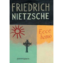 Livro Ecce Homo De Friedrich Nietzsche - Novo