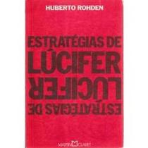 Livro Estratégias De Lúcifer