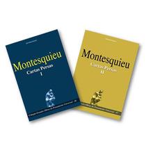 Cartas Persas - Parte 1 E 2 - Montesquieu - Filosofia