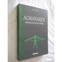 * Livro - Almanaque Histórias De Ciencia E Poesia Filosofia
