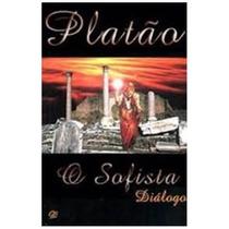 Livro - Platão - O Sofista Diálogo - Filosofia