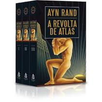 A Revolta De Atlas - 3 Volumes - Ayn Rand
