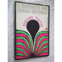 Livro - A Natureza Das Coisas Culturais - Filosofia