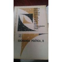 Livros Sociologia Politica 2 - Textos Cências Sociais