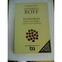 Leonardo Boff - 3 Livros Ed.vozes E Àtica