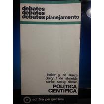 Livro: Souza, Heitor G. - Política Científica - Frete Grátis