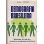 Demografia Brasileira - Paul Hugon