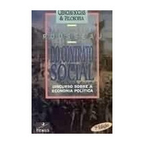 Livro: Do Contrato Social: Discurso Sobre Economia Política