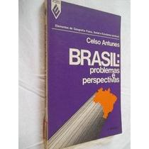 Livro - Brasil : Problemas E Perspectivas - Sociologia