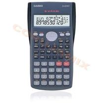 Calculadora Fx-82ms Casio Científica - Homologada - Garantia