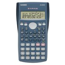 Calculadora De Bolso Científica Original Casio Fx-82ms +capa