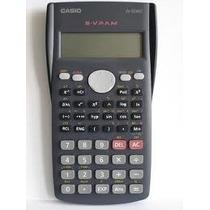 Calculadora Científica Casio Fx-82ms Original Com Garantia