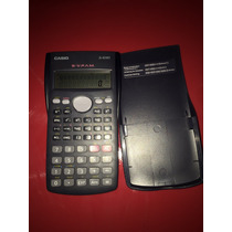 Vendo Calculadora Cientifica Cassio