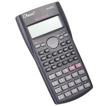 Calculadora Científica Kenko Kk-82ms 240 Funções C / Capa