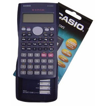 Calculadora Científica Casio Fx-82ms 2-line Display A5121