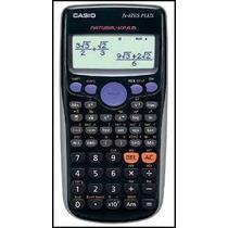 Calculadora Científica Casio Fx-82es Plus Bk 252 Funções...