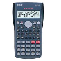 Calculadora Científica Casio Fx-82ms 240 Funções Cinza