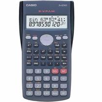Calculadora Cientifica Casio Fx82ms 240 Funções Cassio Azul