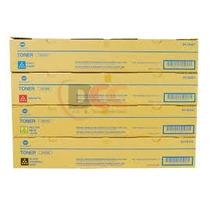 Toner Konica Bizhub C220 C280 C360 4 Cores Original Lacrado