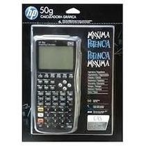 Calculadora Gráfica Hp 50g Com Capa - Hp50g