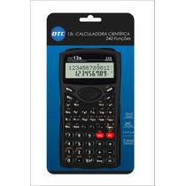 Calculadora Científica 13s 240 Funções 3 Anos Garantia Dtc