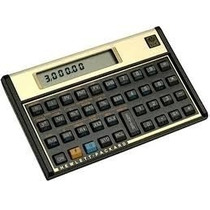Calculadora Financeira Hp 12c Original Lacrada