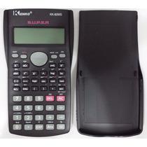 Calculadora Cientifica Kenko Kk-82ms 2 Lin - Tam 155x82x19