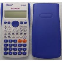 Calculadora Cientifica Kenko Kk-82ms 2 Linhas - Roxa
