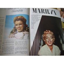Cinelandia 1956 Marilyn Monroeegan Peck Grace Kelly J. Crain