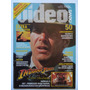 Revista Vídeo News Nº 83 Capa Indiana Jones