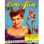 Cine Fan 16-25(la Selva)liz Taylor-marlon Brando-tony Curtis