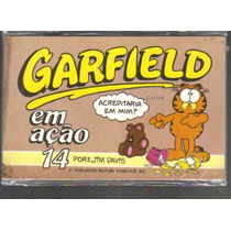 Garfield Em Açao Numero 14 - Editora Salamandra