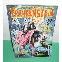 Capitão Mistério Frankenstein Ano 1 Nº 6 Bloch Editores.