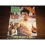 Bruce Lee Revista Poster Editora Ebal Nº 2 1978