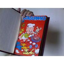 Gaguinho Do Nº 1 Ao Nº 6 Ano 1978 Editora Abril