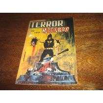Terror Macabro Nº 10 Ano:1974 Editora Gorrion Des Jack Kirby