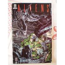 Aliens Edição 01 De Mini-serie De Três