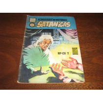 Almanaque Histórias Satânicas Am 3 Ano:1970 Editora Taika