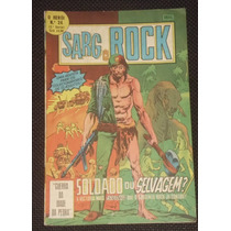 O Herói Nº 24 (2ª Série) - Sarg Rock - Ebal - 1980