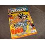 Hq Revista Herói 2000 Nº9 Goku+curiosidades Produto Equip Fj