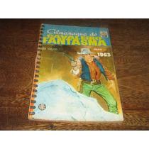 Almanaque Do Cavaleiro Fantasma Ano:1963 Rio Gráfica Editora
