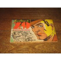 Aventuras De X 9 Coleção King Nº 3 Ed Ebal Ano1945 Raro